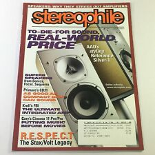 Stereophile Magazine July 2007 - R.E.S.P.E.C.T. The Stax and Volt Legacy