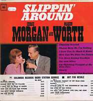 George Morgan and Marion Worth – Slippin' Around – CL 2197 – LP Vinyl Record