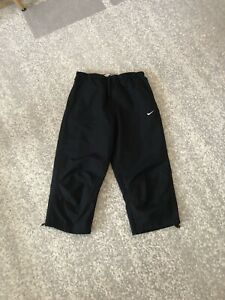 Ladies Nike Air 3/4 Length Tracksuit Bottoms Small
