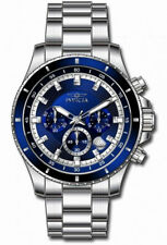 Invicta Pro Diver 12455 Men's Dark Blue Cronograph Date Analog Watch