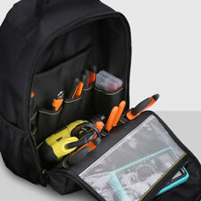 Waterproof Bag Multifunctional Electrician Tools Shoulder Bag 15 Pockets