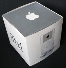 Apple iPod 1st Gen (2001, Scrollwheel, 5 GB) original packaging-rare, free ship.