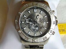 Invicta 47mm Pro Diver Ocean Cruiser Multi Function Stainless Steel Watch L@@K!!