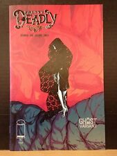 PRETTY DEADLY #1 (2013) BECKY CLOONAN GHOST VARIANT IMAGE COMICS