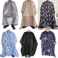 21 Styles Salon Hair Cut Hairdressing Hairdresser Barbers Cape Gown Cloth Tools