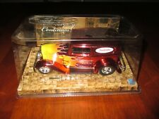 2006 RC2 1935 Ford Red Street Rod True Value Hardware Delivery Van 1:25 Scale