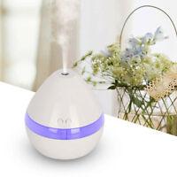 Ultraschall Luftbefeuchter Aromatherapie Luftreiniger Luft Aroma Diffuser 300ml