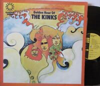 THE KINKS ~ The Golden Hour Of The Kinks ~ VINYL LP