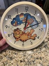 New ListingVintage Garfield Sunbeam Wall Clock
