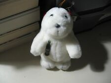 "5"" plush Coca Cola Coke Polar Bear, good condition"