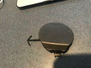 10-11 OEM Mazda 3 Mazda3 front bumper tow cover cap plug lid eye trim 2.0L ONLY