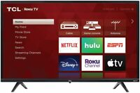 "TCL 32S335 32"" 3-Series 720p HD LED Smart Roku TV with 3 HDMI"