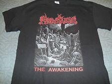 merciless the awakening t shirt new death metal black beherit