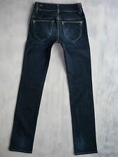 DIESEL BRUCKE Wash 008AA Stretch midrise Jeans straight XS Gr 32 W25 (26/L34 Neu
