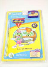 New LeapFrog LeapPad Phonics Preschool-Grade 2 homeschool program consonants