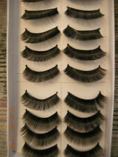 SPECIALIZED - MADE BY HAND - EYELASHES - NEW IN BOX - U SUPPLY ADHESIVE #10