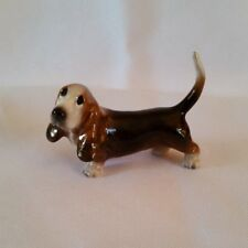 Hound Dog Miniature Dollhouse Picture