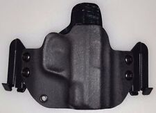 Smith and Wesson Shield Kydex Holster OWB with Speed Clips (Minimalist Style)