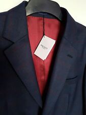 New Man's Blazer HACKETT  100 % wool Size UK42/EU52