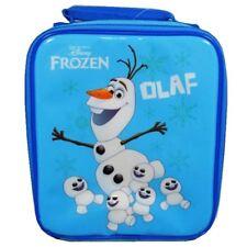 ZAK! - DISNEY FROZEN FEVER – OLAF LUNCH BAG - WIPE CLEAN DESIGN, SAFE & HYGIENIC