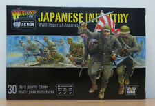 Bolt Action - Japanese Infantry Warlord Games 28mm Brand New in Box