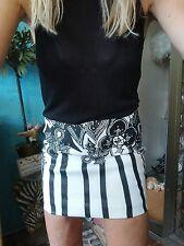 Sass and Bide JEWELLERY BOX Mini Skirt size 38 (8)