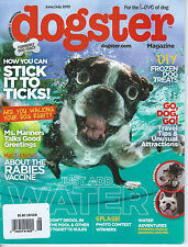 Dogster (Formerly Dog Fancy Magazine) June/July 2015 DIY Dog Treats Travel Tips