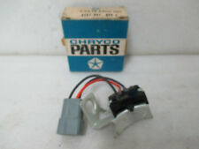 Mopar NOS 1960-62 Chrysler, 1960 Imperial, Turn Signal Cancel Switch 2257267