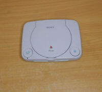 Sony PlayStation 1 PS1 PSONE Working with Faults Console ONLY (SCPH-102)