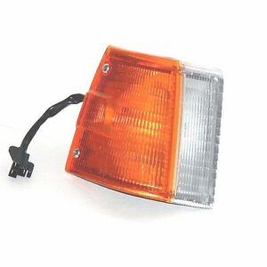 MAZDA 323 [BD] 1981-1982 FRONT INDICATOR REPEATER LAMP LIGHT O/S RIGHT - AMBER