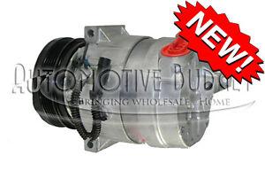 A/C Compressor w/Clutch for Ferrari F360 Modena Spider & Challenge Stradale -NEW