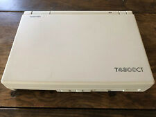 Portatil Toshiba T4900ct Vintage Retro