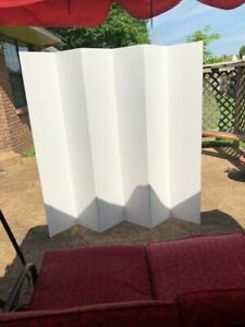 Balcony Patio Privacy Screen Partition Room Divider 5 1/2 ft. Tall