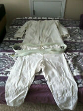 Vintage Martial Arts White Uniform Made in Japan Lion Brand