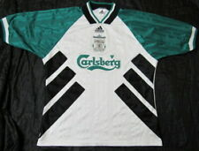 RETRO 1993-1995 The Reds FC LIVERPOOL away shirt jersey ADIDAS  adult SIZE L