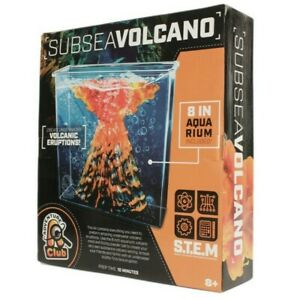 Anker Play Subsea Volcano STEM Science Kit Homeschool Learning Age 8 Plus