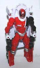 "Bandai Power Rangers SPD Original 6"" Red Ranger Transforming Action Figure"