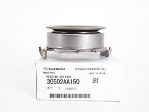 GENUINE SUBARU IMPREZA FORESTER CLUTCH RELEASE BEARING 30502AA150