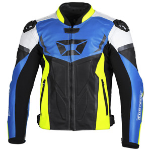 2021 Cortech Apex V1 Leather Street Motorcycle Jacket - Pick Size & Color