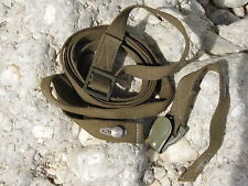 Gasmaskendose Beriemung Top Repro WH WK2 WWII Gasmask Can Strap Wehrmacht WXX