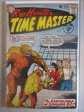 Rip Hunter, Time Master (1961-1965) #15 VG+