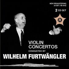 Beethoven / Sibelius - Violin Ctos Conducted By Wilhelm Furtwangler [New CD]