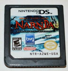 THE CHRONICLES OF NARNIA NINTENDO DS GAME 3DS 2DS LITE DSI XL