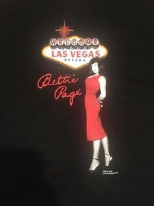 Bettie Page  Brand New T Shirt