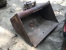 48 Wain Roy Excavator Grading Bucket 2 12 65mm Pin Free Ship With25 Miles Only