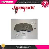 PA502AF Kit pastiglie freno a disco ant Mitsubishi (MARCA-JAPANPARTS)