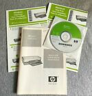 HP Deskjet 5400 Series Set Up Posters Printer-Reference Guide Software CD 2005