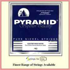 Pyramid 820 Electric Bass Strings Hofner Bass Pure Nickel Wound Made in Germany