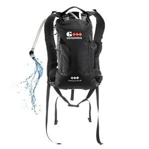 GEIGER RIG Pressurized Hydration Pack SHUTTLE w/2L bladder Motorcycle backpack