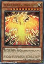 MIL1-EN001 The Winged Dragon of Ra - Immortal Phoenix Ultra Rare 1st edition Min
